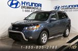 2009 Hyundai Santa Fe GL + 3.3L + AWD + BLUETOOTH + in Drummondville, Quebec