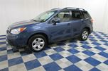 2014 Subaru Forester 2.5i/CLEAN HISTORY/HEATED SEATS/USB OUTLET in Winnipeg, Manitoba