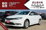 2015 Chrysler 200 Limited in St Thomas, Ontario