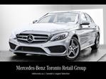 2016 Mercedes-Benz C-Class C300 4MATIC Sedan in Maple, Ontario