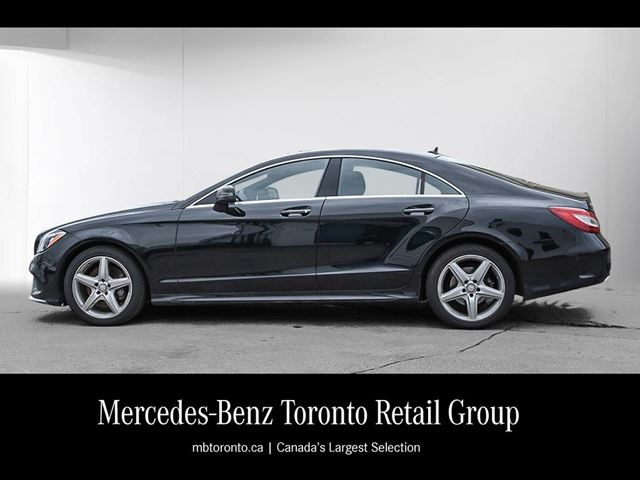 2016 mercedes benz cls class 4matic coupe etobicoke ontario car for sale 2704816. Black Bedroom Furniture Sets. Home Design Ideas