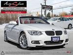 2013 BMW 3 Series 328 i Convertible ONLY 99K! **M SPORT PKG** CLEAN CARPROOF in Scarborough, Ontario