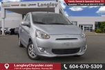 2014 Mitsubishi Mirage SE ACCIDENT FREE w/ 5-SPEED MANUAL in Surrey, British Columbia