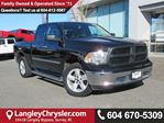 2015 Dodge RAM 1500 SLT ACCIDENT FREE w/ REAR-VIEW CAMERA & TOW PACKAGE in Surrey, British Columbia