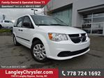 2016 Dodge Grand Caravan SE/SXT ULTRA LOW KMS & ACCIDENT FREE! in Surrey, British Columbia
