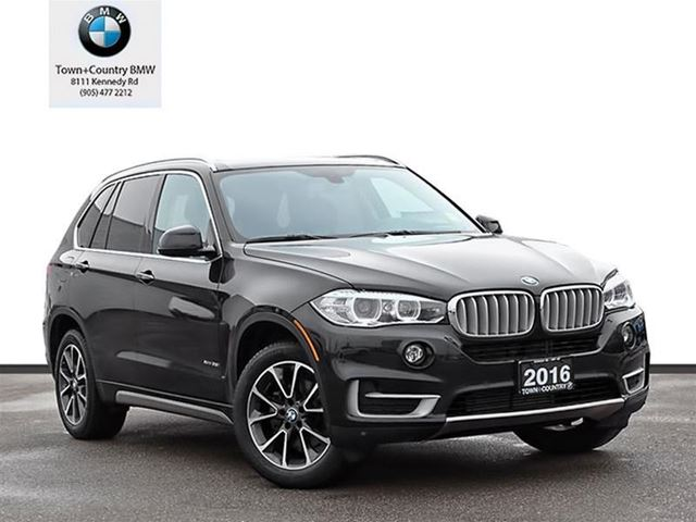 2016 bmw x5 xdrive35i markham ontario used car for sale 2704787. Black Bedroom Furniture Sets. Home Design Ideas