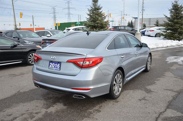 2016 hyundai sonata sport tech milton ontario new car for sale 2705199. Black Bedroom Furniture Sets. Home Design Ideas
