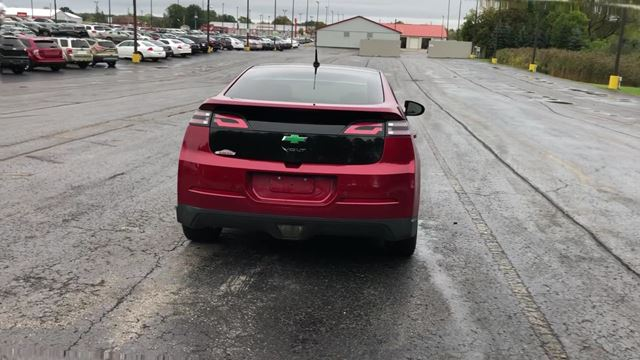 2012 Chevrolet Volt Hybrid Electric Cayuga Ontario Used