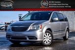 2016 Chrysler Town and Country Touring Navi Backup Cam Bluetooth Heated Front Seat 17Alloy Rims in Bolton, Ontario