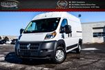 2016 Ram Promaster 2500 High Roof 136WB Backup Cam Bluetooth Pwr Windows Pwr Locks Keyless Entry in Bolton, Ontario