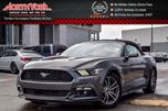 2016 Ford Mustang EcoBoost Premium Nav R.Start Backup Cam Bluetooth 18Alloys in Thornhill, Ontario