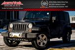 2009 Jeep Wrangler Unlimited Sahara  4x4 KeylessEntry PwrOptions Sat.Radio 18Alloys  in Thornhill, Ontario