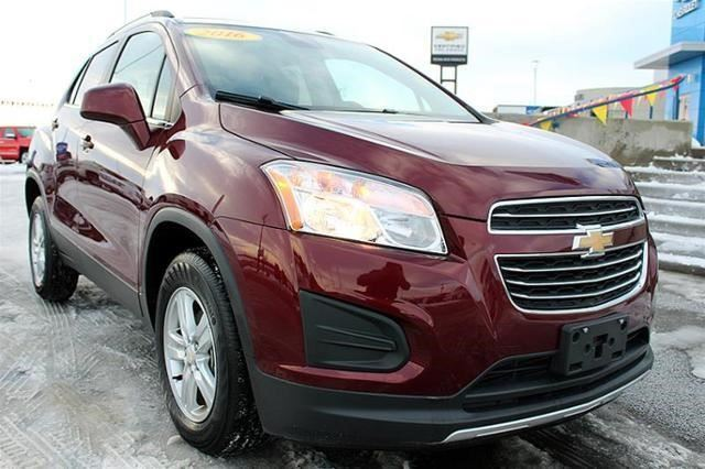 2016 chevrolet trax lt regina saskatchewan used car for sale 2704321. Black Bedroom Furniture Sets. Home Design Ideas