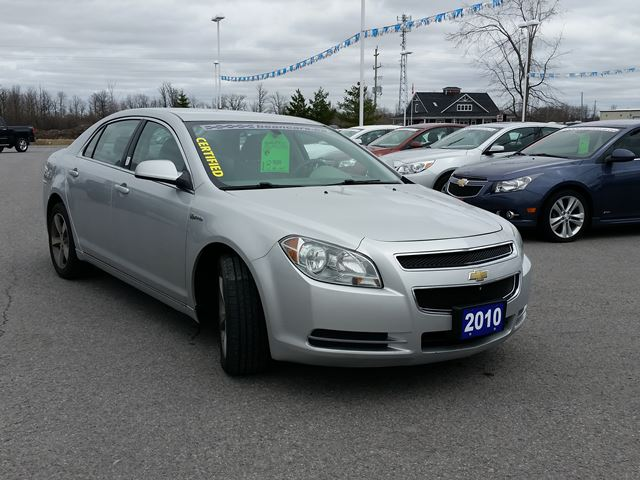 2010 chevrolet malibu hybrid carleton place ontario used car for sale 2704779. Black Bedroom Furniture Sets. Home Design Ideas