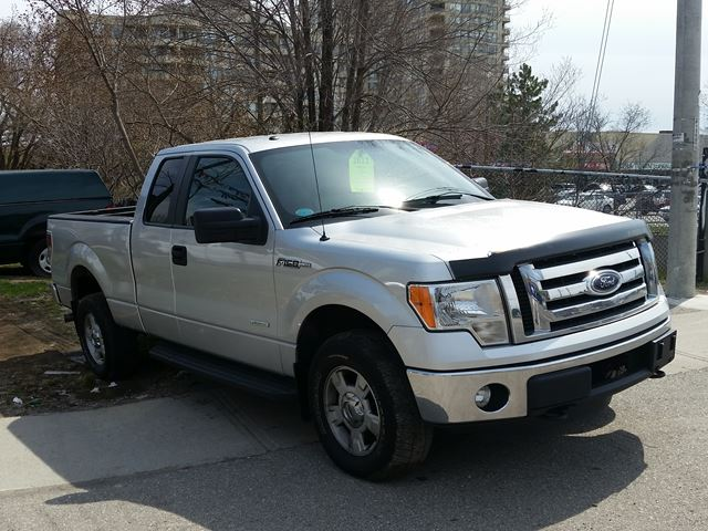 2012 ford f 150 xlt ecoboost 4x4 mississauga ontario. Black Bedroom Furniture Sets. Home Design Ideas