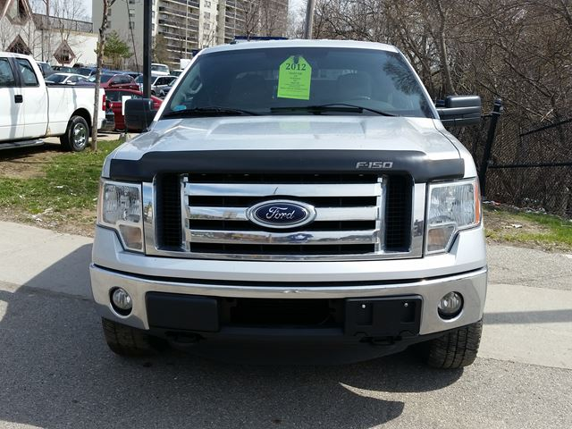 2012 ford f 150 xlt ecoboost 4x4 mississauga ontario used car for sale 2705457. Black Bedroom Furniture Sets. Home Design Ideas