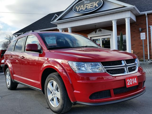 2014 dodge journey se fwd bluetooth alloy wheels one owner 2 4l auto paris ontario used. Black Bedroom Furniture Sets. Home Design Ideas