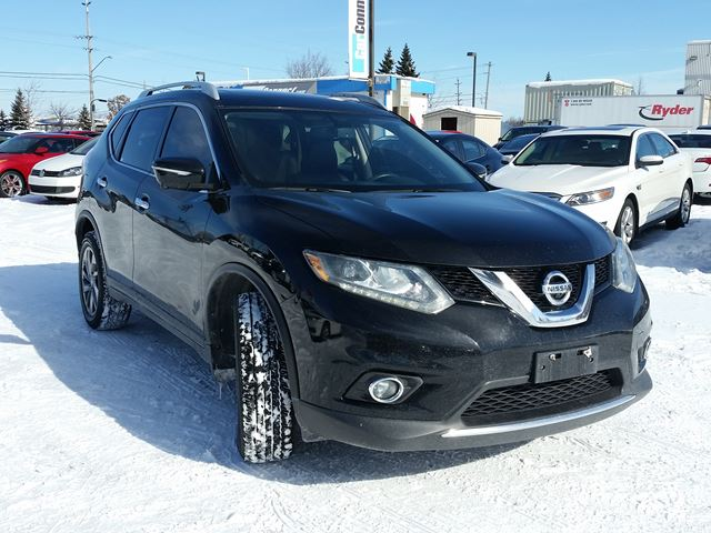 2014 nissan rogue sl awd only 19 down 70 wkly ottawa ontario used car for sale 2705453. Black Bedroom Furniture Sets. Home Design Ideas