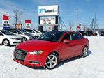 2016 Audi A3 2.0T Komfort ONLY $19 DOWN $104/WKLY!! in Ottawa, Ontario