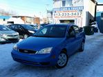 2007 Ford Focus $3650 CERTIFIED! in Ottawa, Ontario