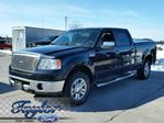 2007 Ford F-150 Lariat *Leather* *4x4* *V8* *Chrome* in Port Perry, Ontario