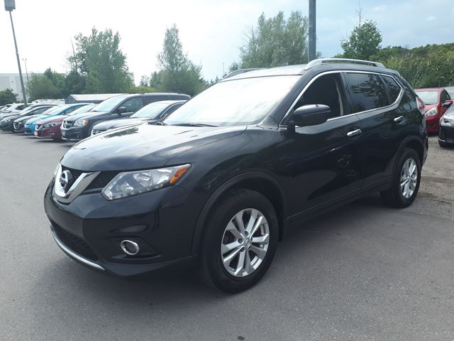 2016 nissan rogue sv awd panoramic roof pickering ontario used car for sale 2705500. Black Bedroom Furniture Sets. Home Design Ideas