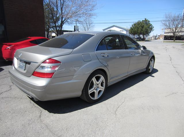 2007 mercedes benz s class s550 amg package dealer for 2007 mercedes benz s class for sale