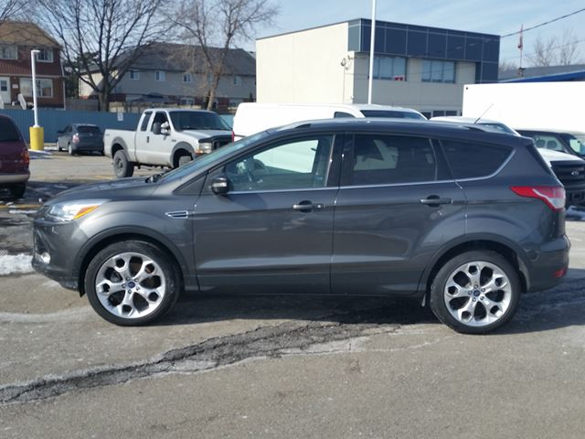 2015 ford escape titanium hamilton ontario used car for sale 2705505. Black Bedroom Furniture Sets. Home Design Ideas