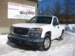 2006 GMC Canyon 2006 GMC Canyon clean low low 86km, 12M.WRTY+SAFETY $6990 in Ottawa, Ontario