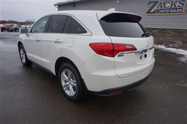 2013 acura rdx base w technology package truro nova scotia used car for sale 2705722. Black Bedroom Furniture Sets. Home Design Ideas
