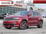 2015 Jeep Grand Cherokee SRT. Bluetooth, rearview camera. in Sherwood Park, Alberta