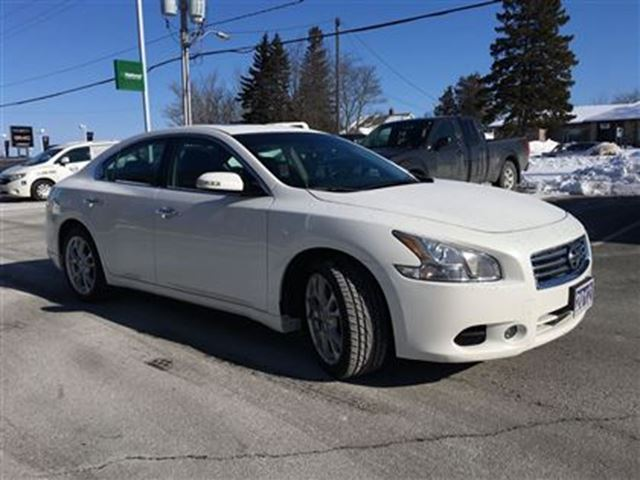 2012 Nissan Maxima 3 5 SV Lindsay tario Used Car For