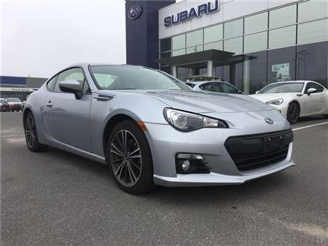 2016 Subaru BRZ Sport-tech in Kingston, Ontario