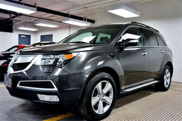 2011 acura mdx technology package rear entertainment. Black Bedroom Furniture Sets. Home Design Ideas