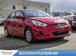 2016 Hyundai Accent GL Heated Seats Bluetooth Keyless Entry in Bolton, Ontario