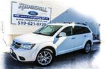 2016 Dodge Journey R/T  AWD  LEATHER  BLUETOOTH in Cambridge, Ontario