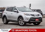 2015 Toyota RAV4 XLE, One Owner, NOT A RENTAL, Sunroof, Balance of in Brantford, Ontario