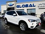 2017 BMW X3 xDrive28i NAVIGATION, REVERSE CAM. PANOR. ROOF in Ottawa, Ontario