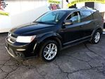 2014 Dodge Journey Limited, Automatic, Third Row Seating, Heated Seat in Burlington, Ontario
