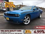 2009 Dodge Challenger R/T LEATHER MOON ROOF in St Catharines, Ontario