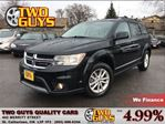 2014 Dodge Journey SXT in St Catharines, Ontario
