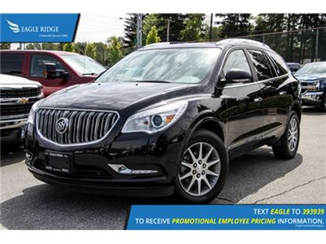 2016 buick enclave leather coquitlam british columbia used car for sale 2705668. Black Bedroom Furniture Sets. Home Design Ideas