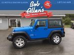 2011 Jeep Wrangler Sport  4X4 in New Glasgow, Nova Scotia