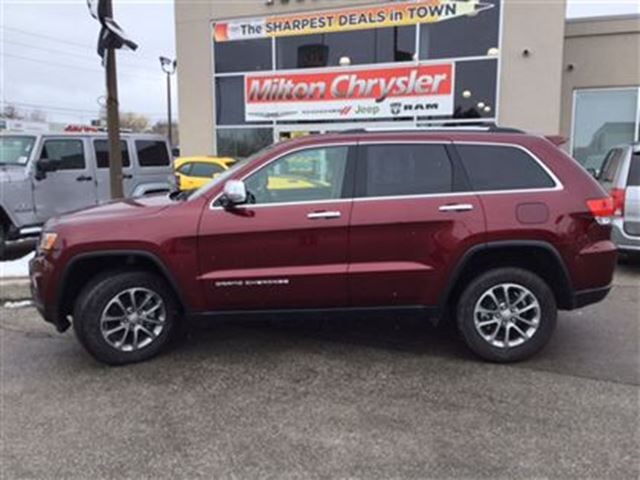 2016 jeep grand cherokee leather 8 4 milton ontario used car for. Cars Review. Best American Auto & Cars Review
