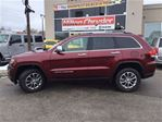 2016 Jeep Grand Cherokee Limited in Milton, Ontario