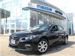 2016 Mazda MAZDA3 GX/Automatic, A/C, Rearview Camera, Power Locks, P in Mississauga, Ontario
