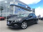 2016 Mazda MAZDA3 GX/Automatic, Rearview Camera, Power Windows, Powe in Mississauga, Ontario