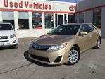 2012 Toyota Camry LE - Bluetooth / Cruise / former Lease in Toronto, Ontario