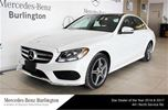 2016 Mercedes-Benz C-Class C300 4MATIC Sedan in Burlington, Ontario