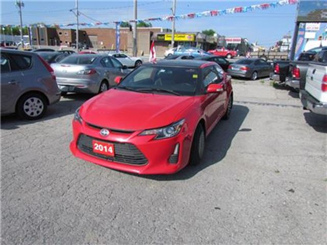 used 2014 scion tc i 4 cy one owner leather roof london. Black Bedroom Furniture Sets. Home Design Ideas